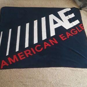 American Eagle Blanket